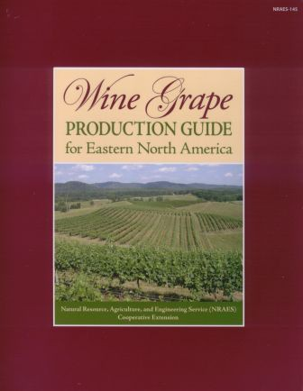 Wine Grape Production Guide for Eastern North America