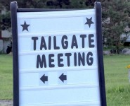 Tailgate Meeting