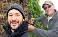 Modeling and monitoring how grapevines gain and lose cold hardiness